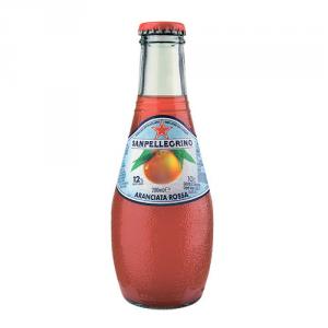 Лимонад Aranciata Rossa (красный апельсин)