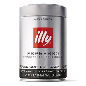 Кофе молотый Espresso, темной обжарки