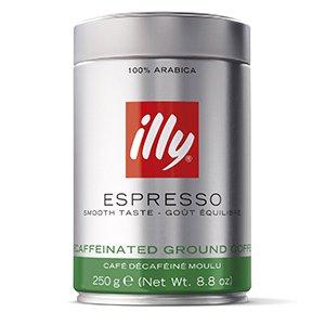 Кофе молотый Decaffeinato