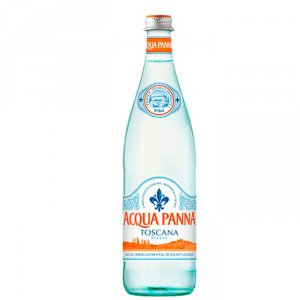 Acqua Panna, стекло, 750 мл