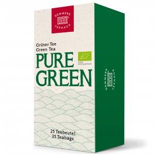 Чистый зеленый, БИО