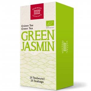 Зеленый с жасмином, БИО