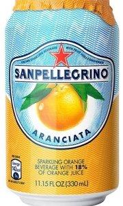 Лимонад  Aranciata (апельсин)